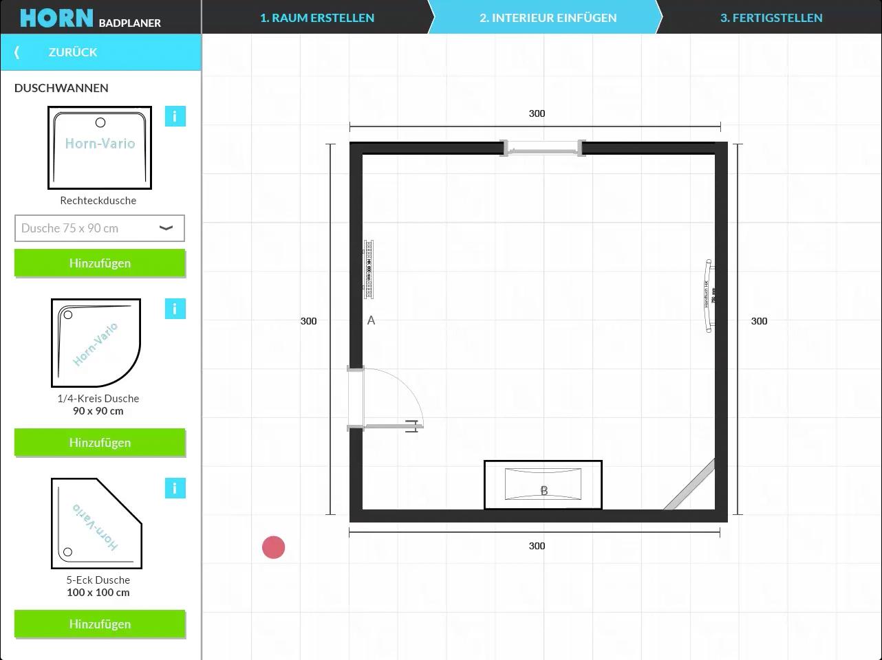 Badezimmer Planen App